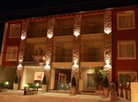 Antares Apart Hotel, Campana
