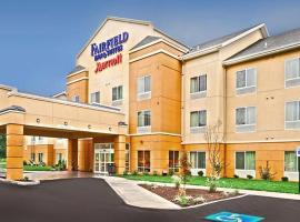 Fairfield Inn & Suites by Marriott Harrisburg West/New Cumberland, New Cumberland