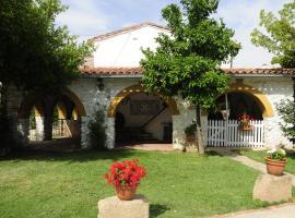 La Casería, Navaconcejo