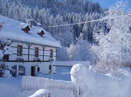 Pension Pilsachhof, Arriach