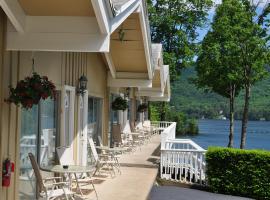 Tea Island Resort, Lake George