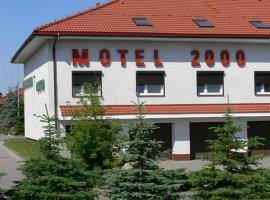 Motel 2000, Stęszew