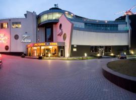 Platinum Hotel, Zaporozhye