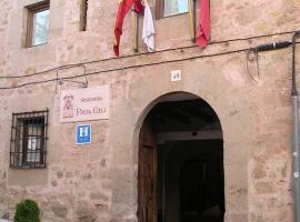 Hospederia Porta Coeli, Sigüenza
