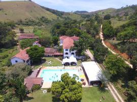 Fazenda Hotel Jatahy, Cavaru