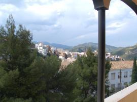 Hotel Llucena, Lucena del Cid
