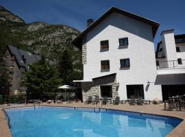 Hotel & Spa Real Villa Anayet, Canfranc-Estación
