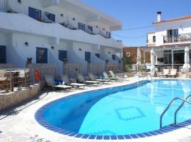 Hotel Milos, Angistri by