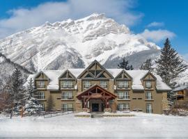 The Banff Inn, Banff