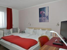 Hotel Moorbadstuben, באד בוכאו