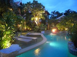 Le Viman Resort, Pattaya (sud)
