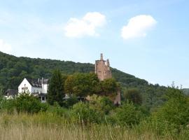 Hotel-Restaurant Burg-Ramstein, Kordel