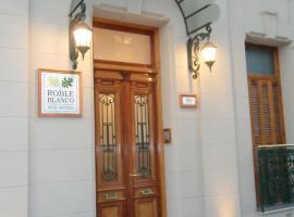 Hotel Boutique Roble Blanco, Chascomús
