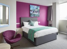The Big Sleep Hotel Cardiff by Compass Hospitality