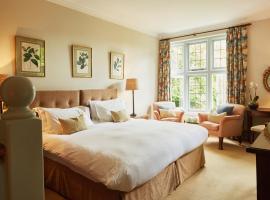 Ockenden Manor Hotel & Spa, Cuckfield