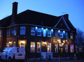 The Bull and Bush Hotel Kingston, Kingston upon Thames