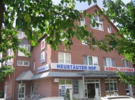 Neustädter Hof Hotel Garni GMBH, Neustadt am Rübenberge
