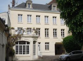 Hotel Memorial, Saint-Quentin