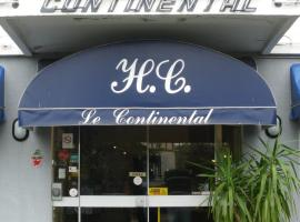 Hôtel Continental, Vierzon