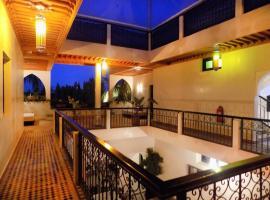 ChillOut Villa 9 Bedrooms, מרקש