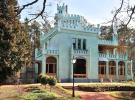 Villa Morberga, Jūrmala