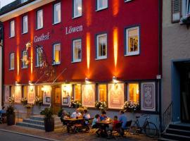 Gasthaus Löwen, טוטלינגן