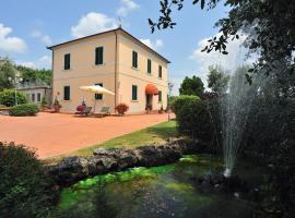 Villa La Nina, Montecarlo