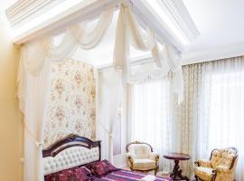 Apartments near Opera Theatre, Lviv