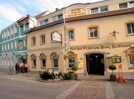 Gasthof Erzherzog Franz Ferdinand, Markt Sankt Florian