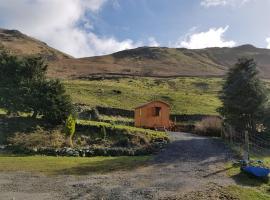 Stybeck Farm Shephards Hut, Thirlmere