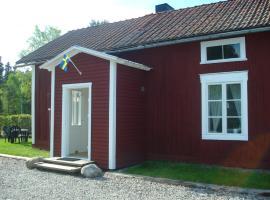 Totra Stuga, Bergby