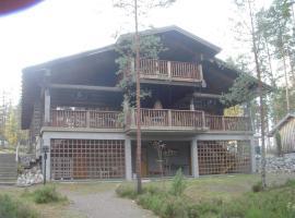 Päivärinne Cottages, Ruotila
