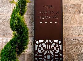 Hotel Spa Martín el Humano, Segorbe
