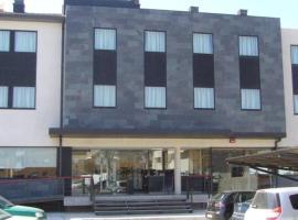 Hotel Alfinden, La Puebla de Alfindén