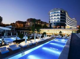 Q Premium Resort Hotel - Ultra All Inclusive, Okurcalar