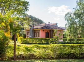 Pousada Vila Minas, Itanhandu