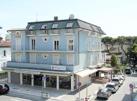 Hotel Viserba Booking