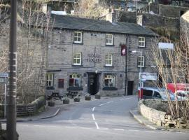 The White Horse Inn, Holmfirth