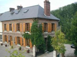 Chambres d'Hôtes Louxettes, Sainte-Beuve-en-Rivière
