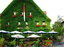 Hotel-Gasthof-Schiff, Winterhausen