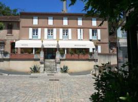 Hotel Restaurant La Taverne, Castelnau-de-Lévis