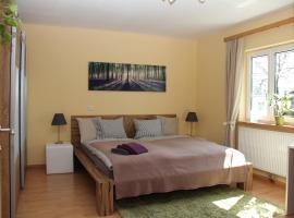 Apartment Kleßheim, Salzburgo