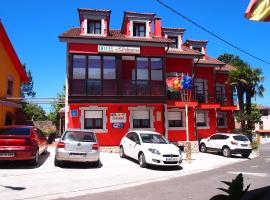Hotel Las Palmeras, Celorio