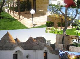 La Trullesa Holiday, Alberobello