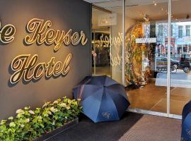 De Keyser Hotel, Antuérpia