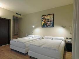 I Portici Hotel Bologna, בולוניה