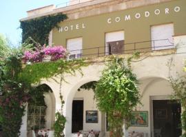 Hotel Comodoro, Portbou
