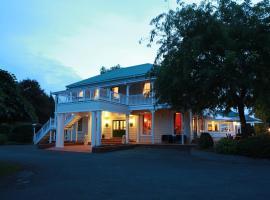 Mangapapa Hotel, Hastings