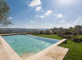 Villa Le Barone, Panzano