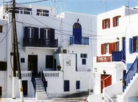Domna Lakka, Ville de Mykonos